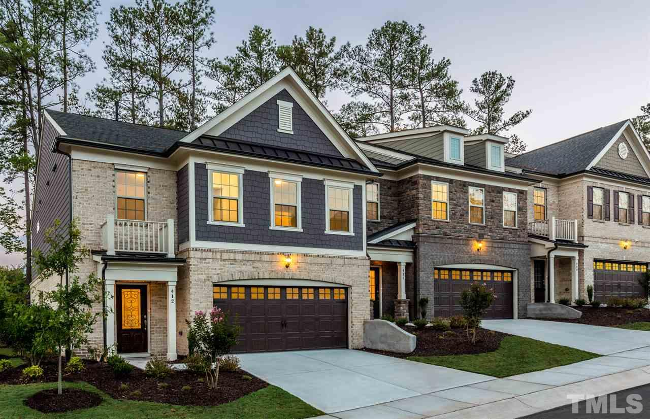 Photo of home for sale at 518 Fumagalli Drive, Cary NC