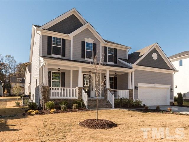Photo of home for sale at 132 Larkin Lane, Chapel Hill NC