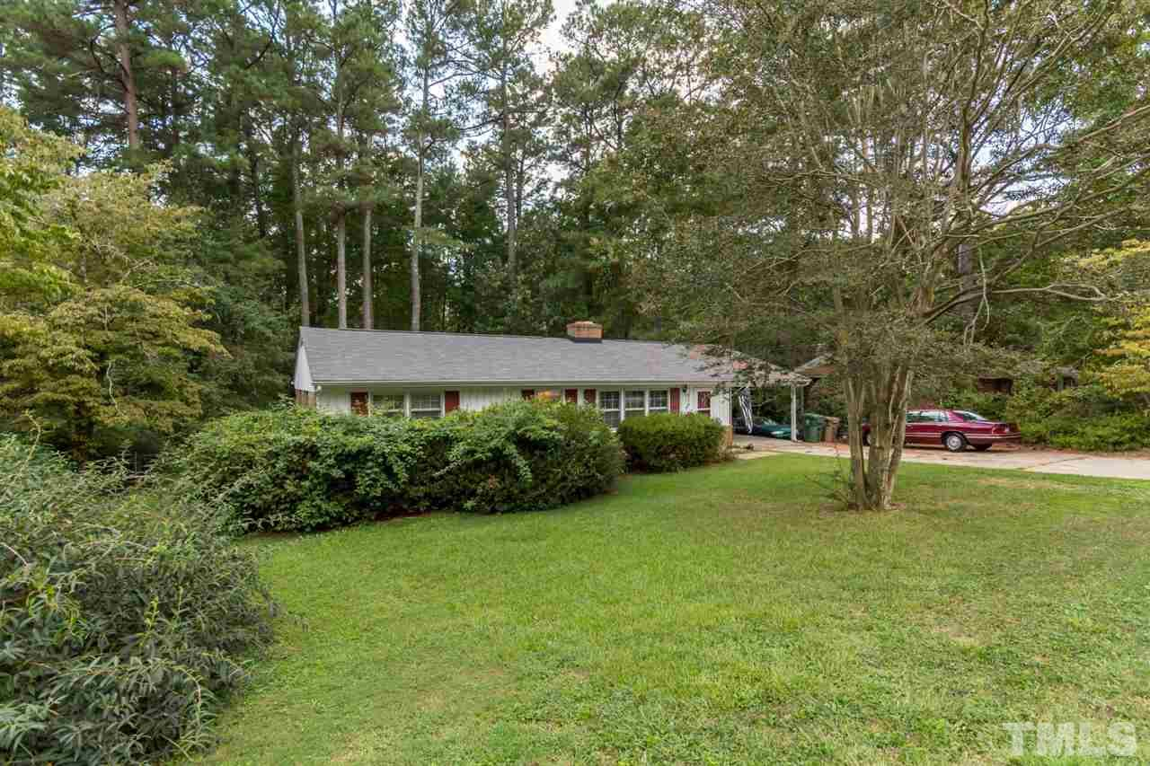 Photo of home for sale at 312 Walnut Street, Cary NC