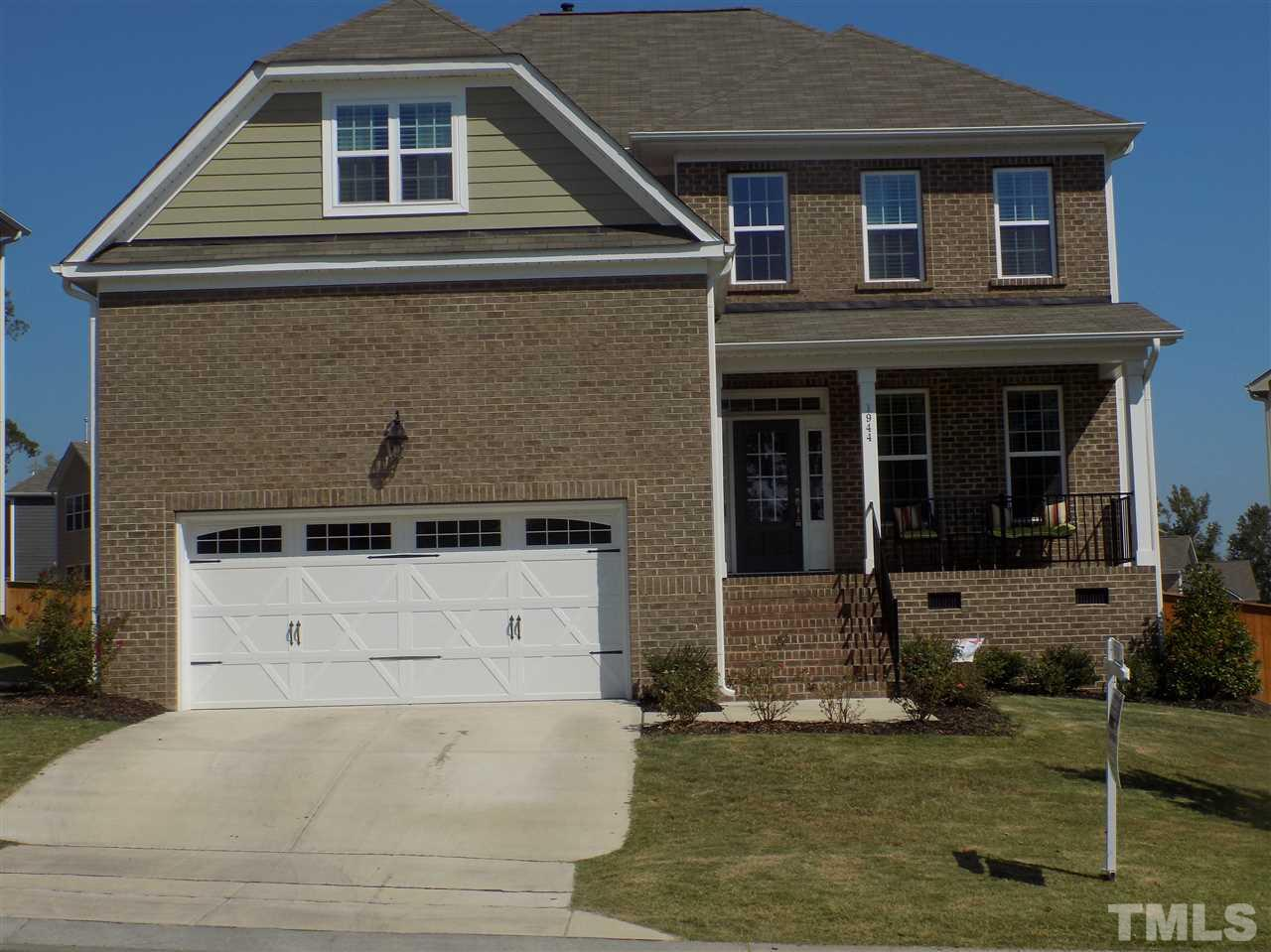 Photo of home for sale at 1944 Firenza Drive, Apex NC