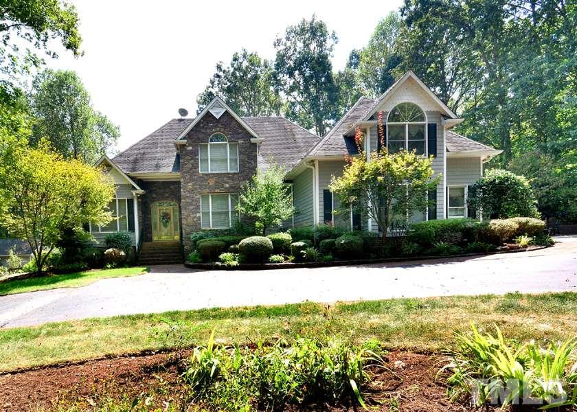 Photo of home for sale at 4130 Salem Farm Road, Oxford NC