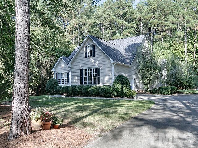 Photo of home for sale at 2712 Bernard Circle, Durham NC