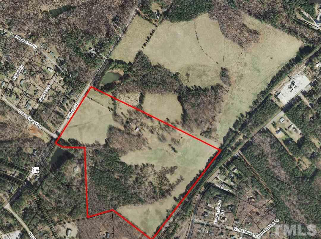 Property for sale at 1258 N Main Street, Wake Forest,  NC 27587