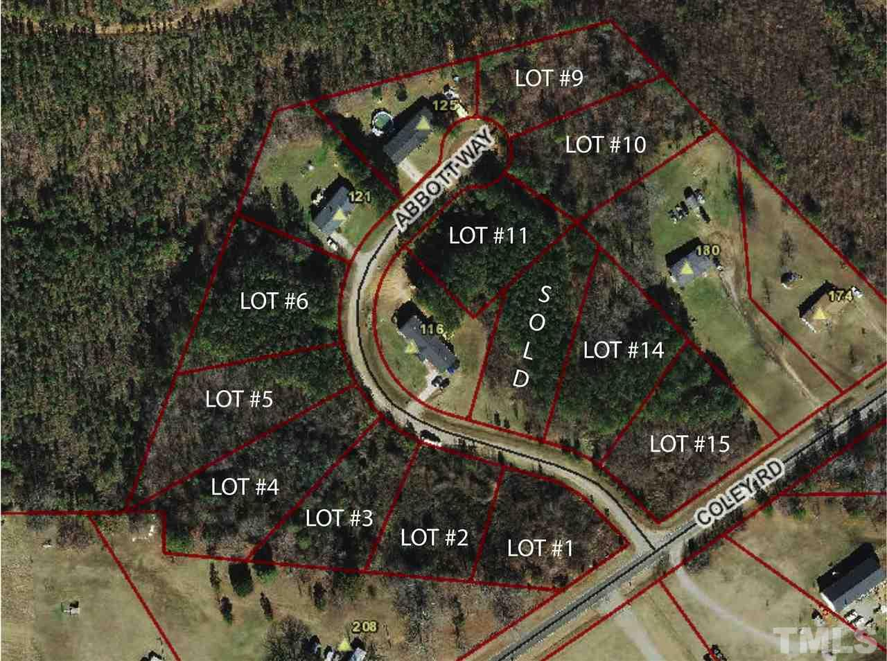 Property for sale at 0 Abbott Way, Henderson,  NC 27537
