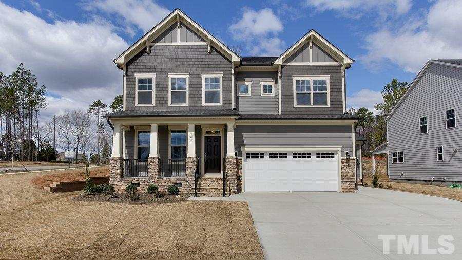 368 Fire Opal Lane, Holly Springs, NC 27540