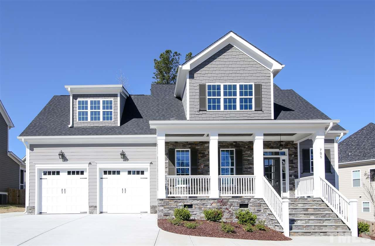 705 Hollymont Drive, Holly Springs, NC 27540