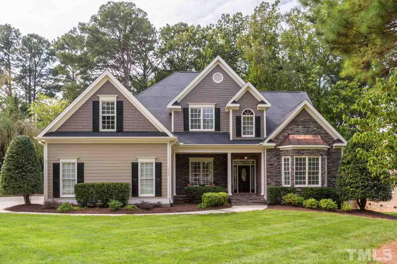 Property for sale at 5228 Crooked Bluff Lane, Fuquay Varina,  NC 27526