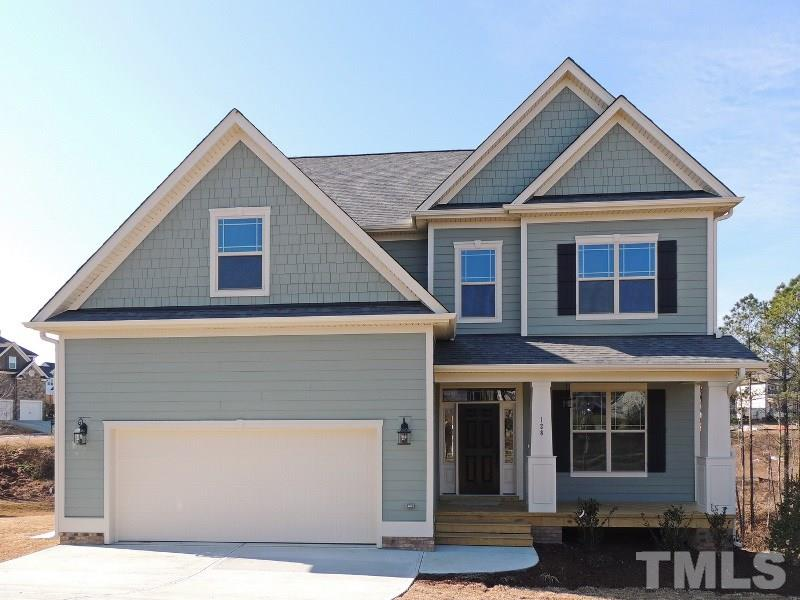 128 Pointe Park Circle, Holly Springs, NC 27540