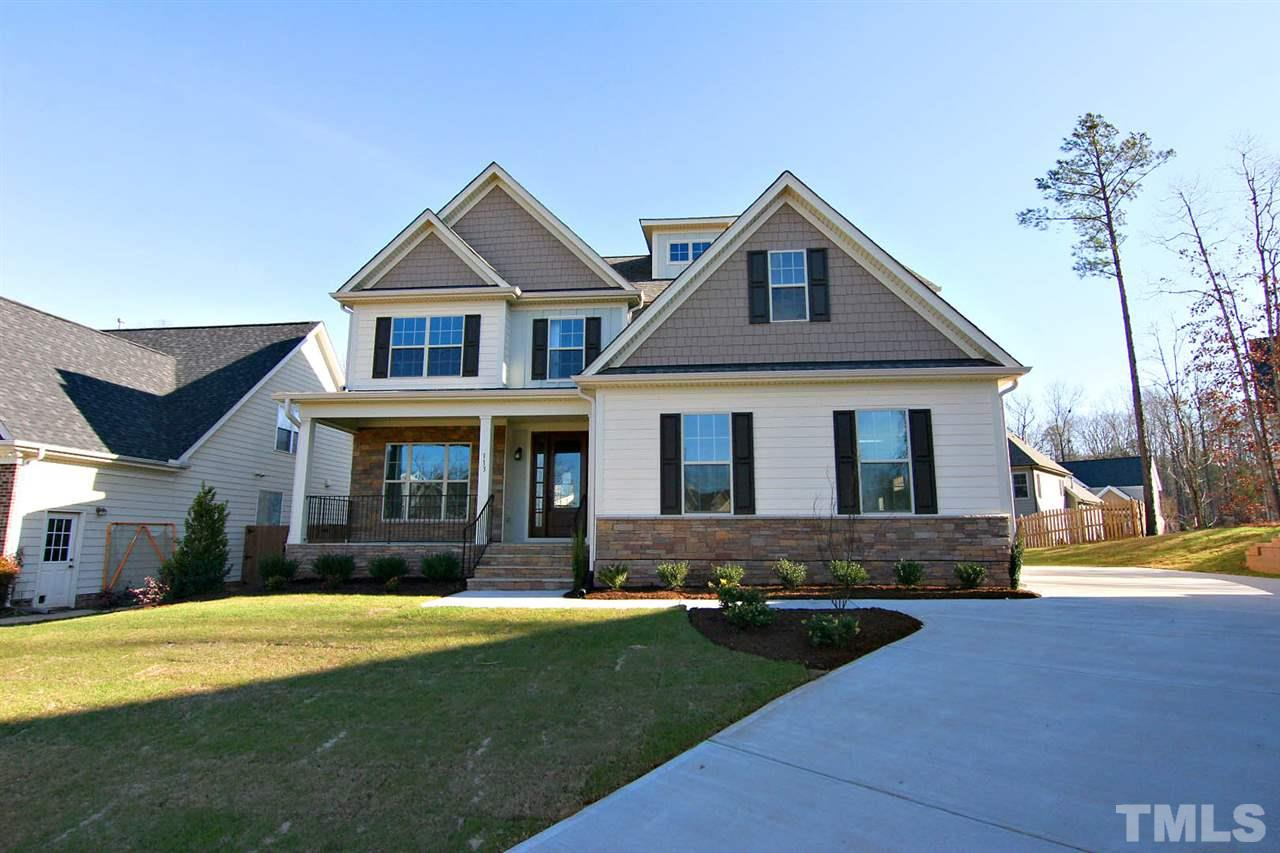 113 Gryffindor Lane, Holly Springs, NC 27540