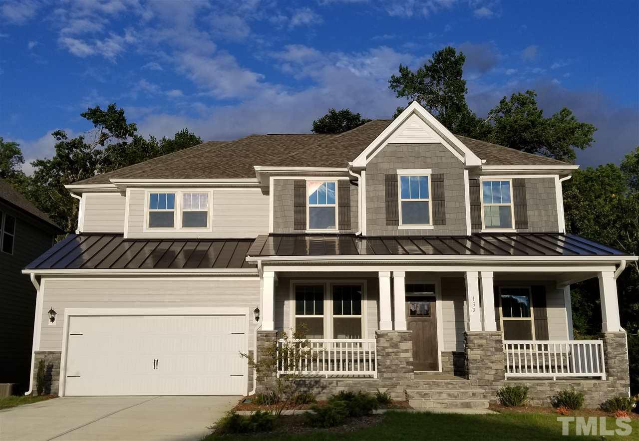 132 Greenhurst Circle, Holly Springs, NC 27540