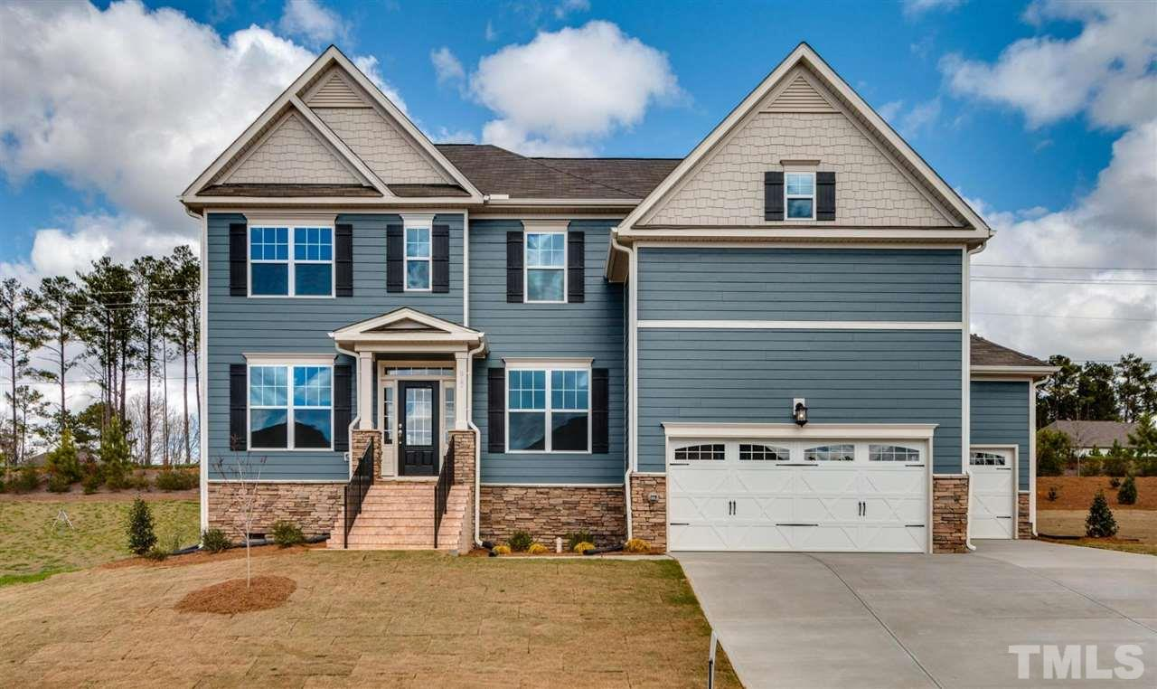 617 Prince Drive, Holly Springs, NC 27540