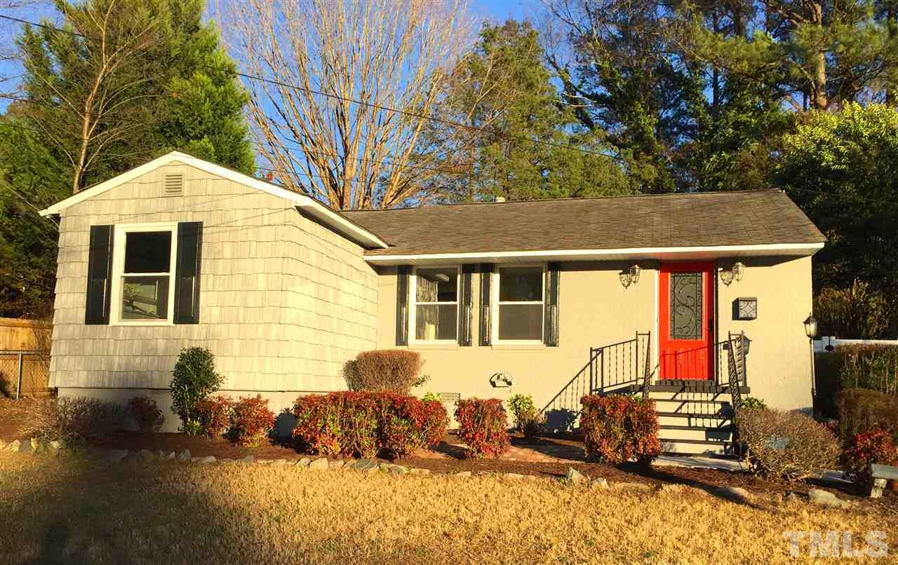 608 Chatham Lane, Raleigh, NC 27610