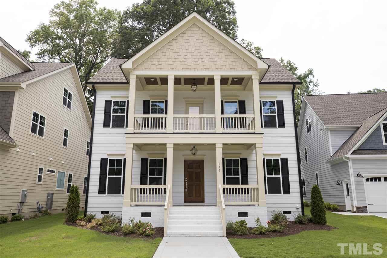 513 Phelps Avenue, Raleigh, NC 26707