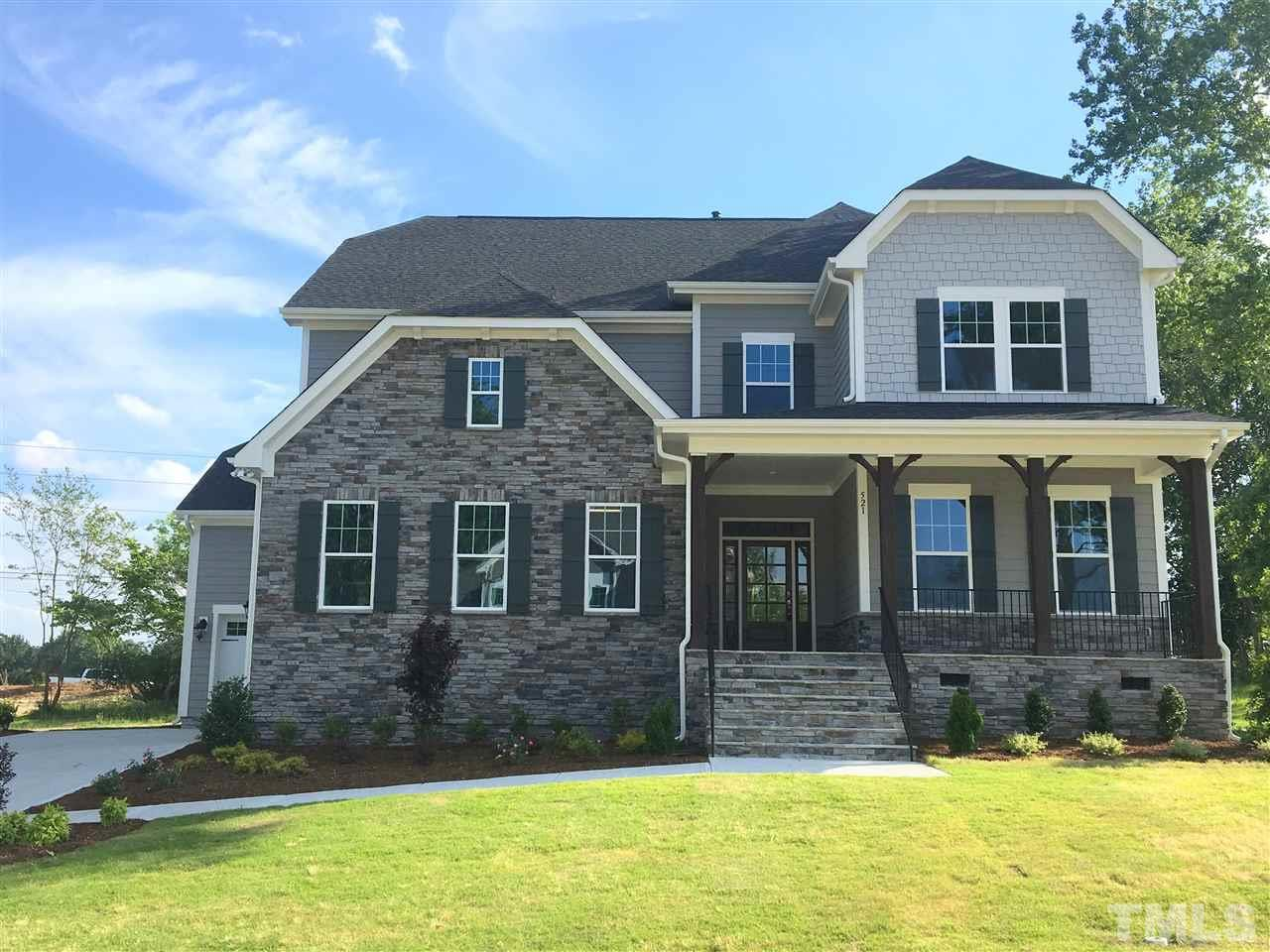 Property for sale at 521 Adkins Ridge Road, Rolesville,  NC 27571