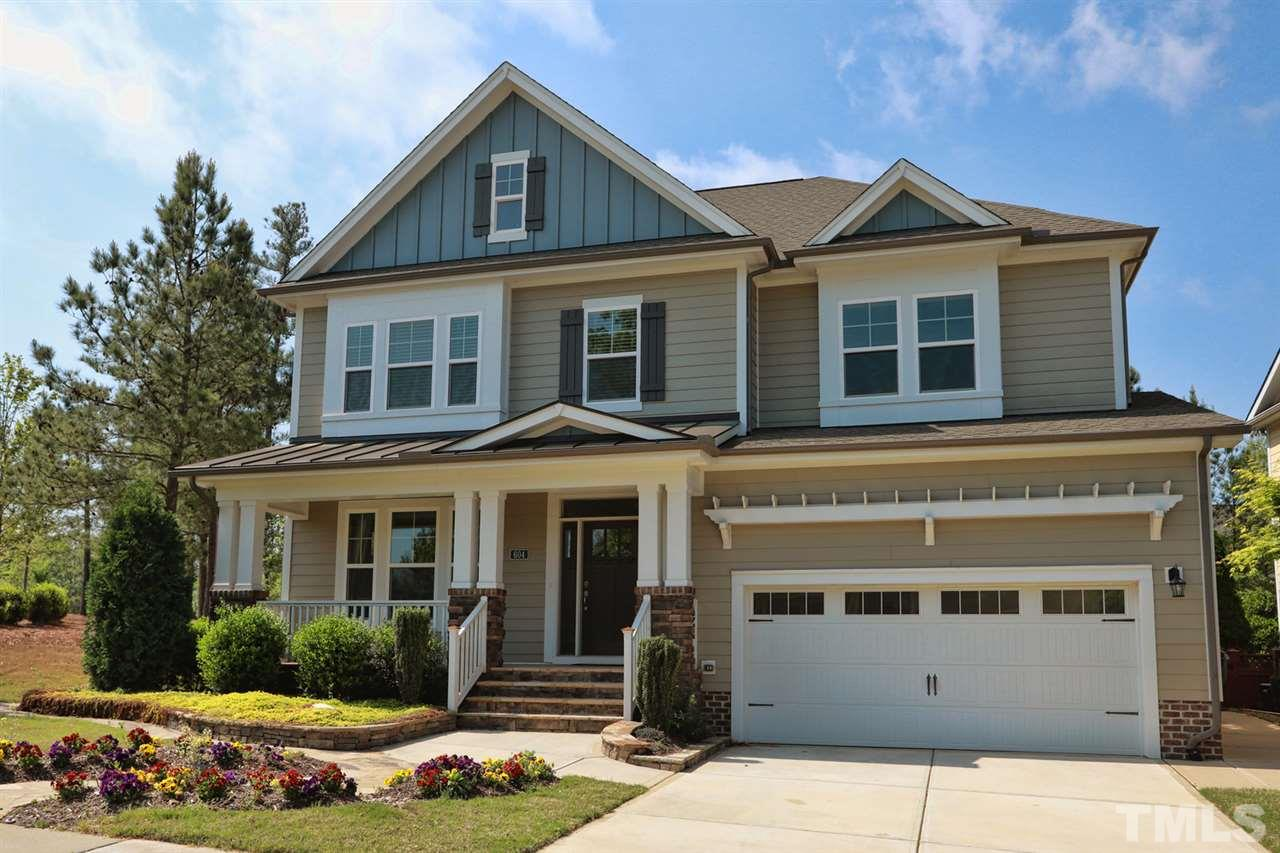 604 Ancient Oaks Drive, Holly Springs, NC 27540