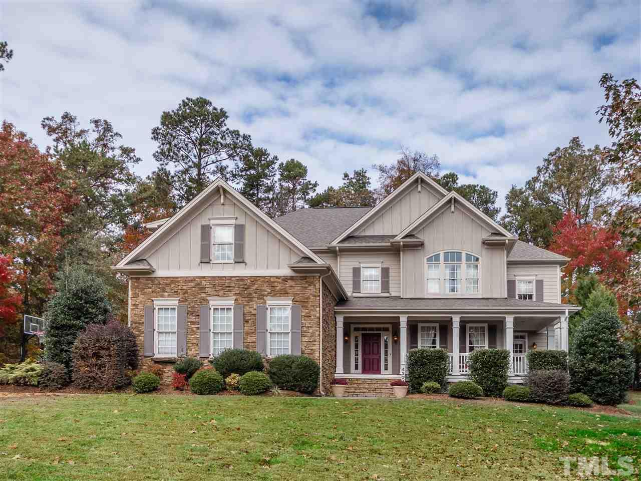 4324 Summer Brook Drive, Apex, NC 27539