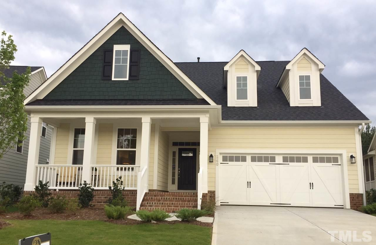 260 Lucky Ribbon Lane, Holly Springs, NC 27540
