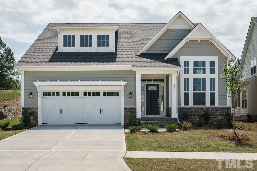 256 Lucky Ribbon Lane, Holly Springs, NC 27540