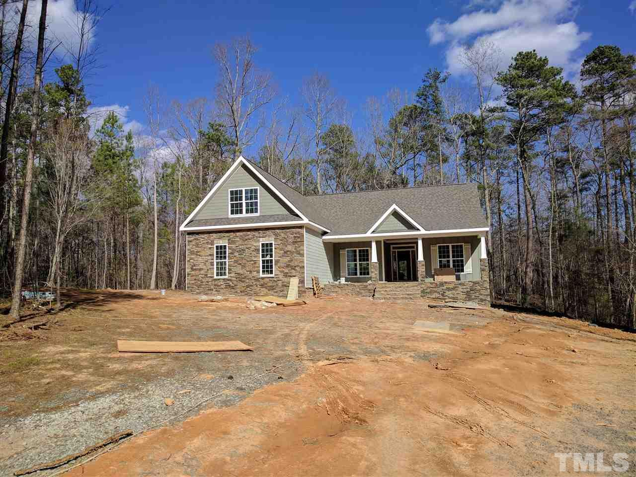 224 Valley View Lane (Lot 15), Pittsboro, NC 27312