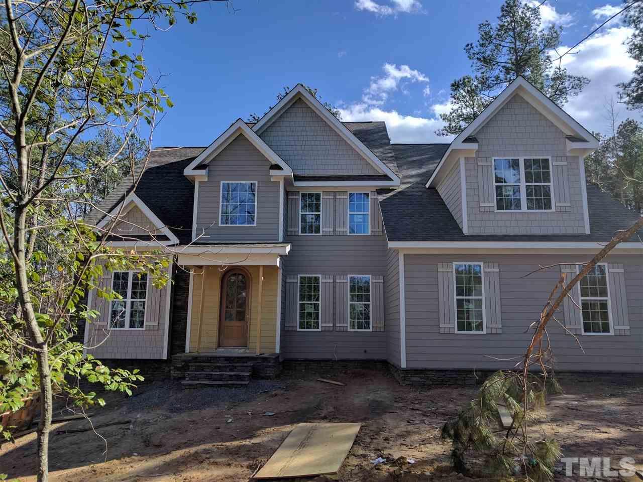218 Valley View Lane (Lot 17), Pittsboro, NC 27312