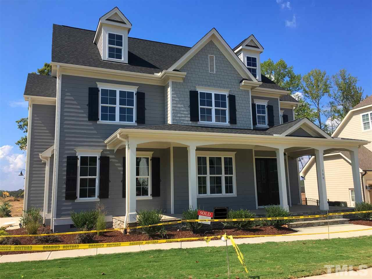 100 Roseroot Court, Holly Springs, NC 27540