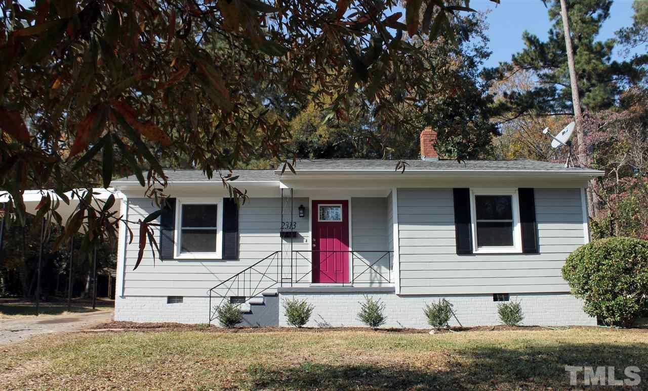 2313 Millbank Street, Raleigh, NC 27610
