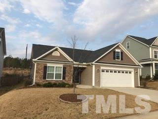 232 Sweet Violet Drive, Holly Springs, NC 27540