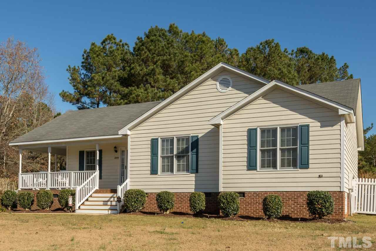 1005 Stallings Glen Lane, Raleigh, NC 27603