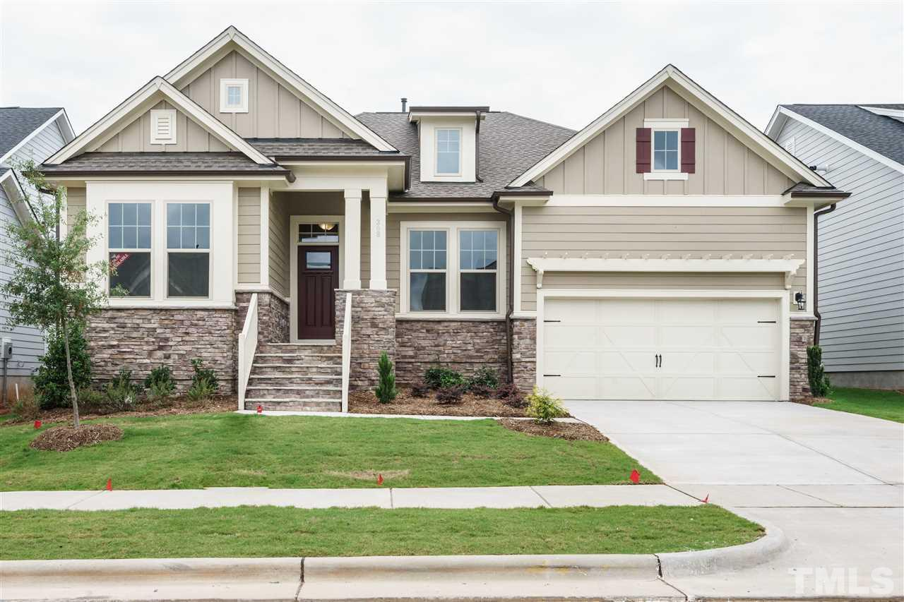 308 Lucky Ribbon Lane, Holly Springs, NC 27540