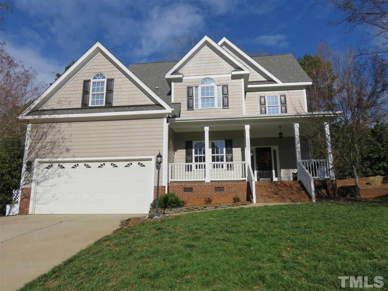 5420 Serene Forest Drive, Apex, NC 27539