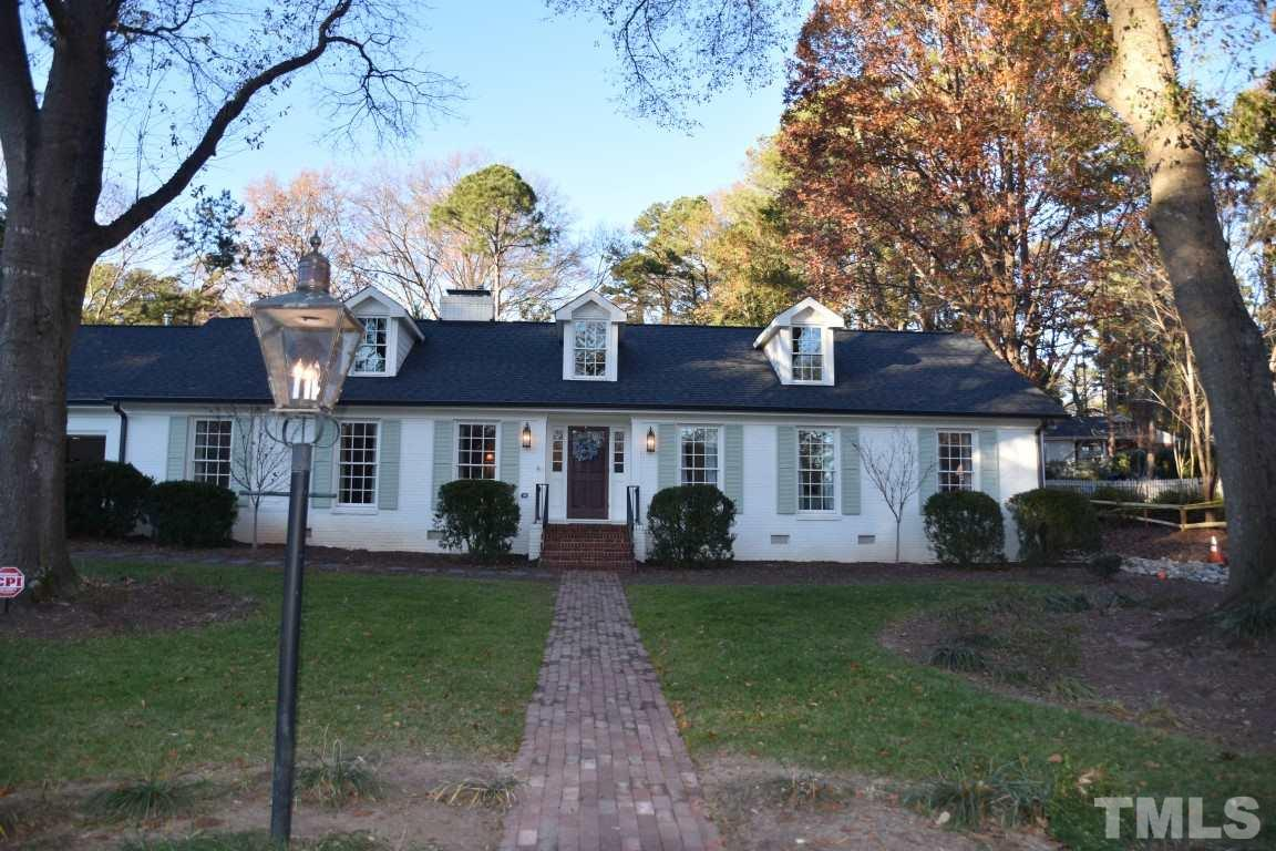 512 Spring Valley Drive, Raleigh, NC 27609