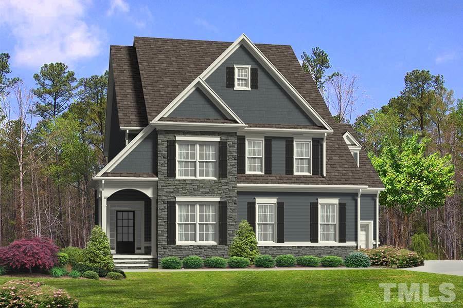 2817 Rileys Pond Drive, Apex, NC 27502