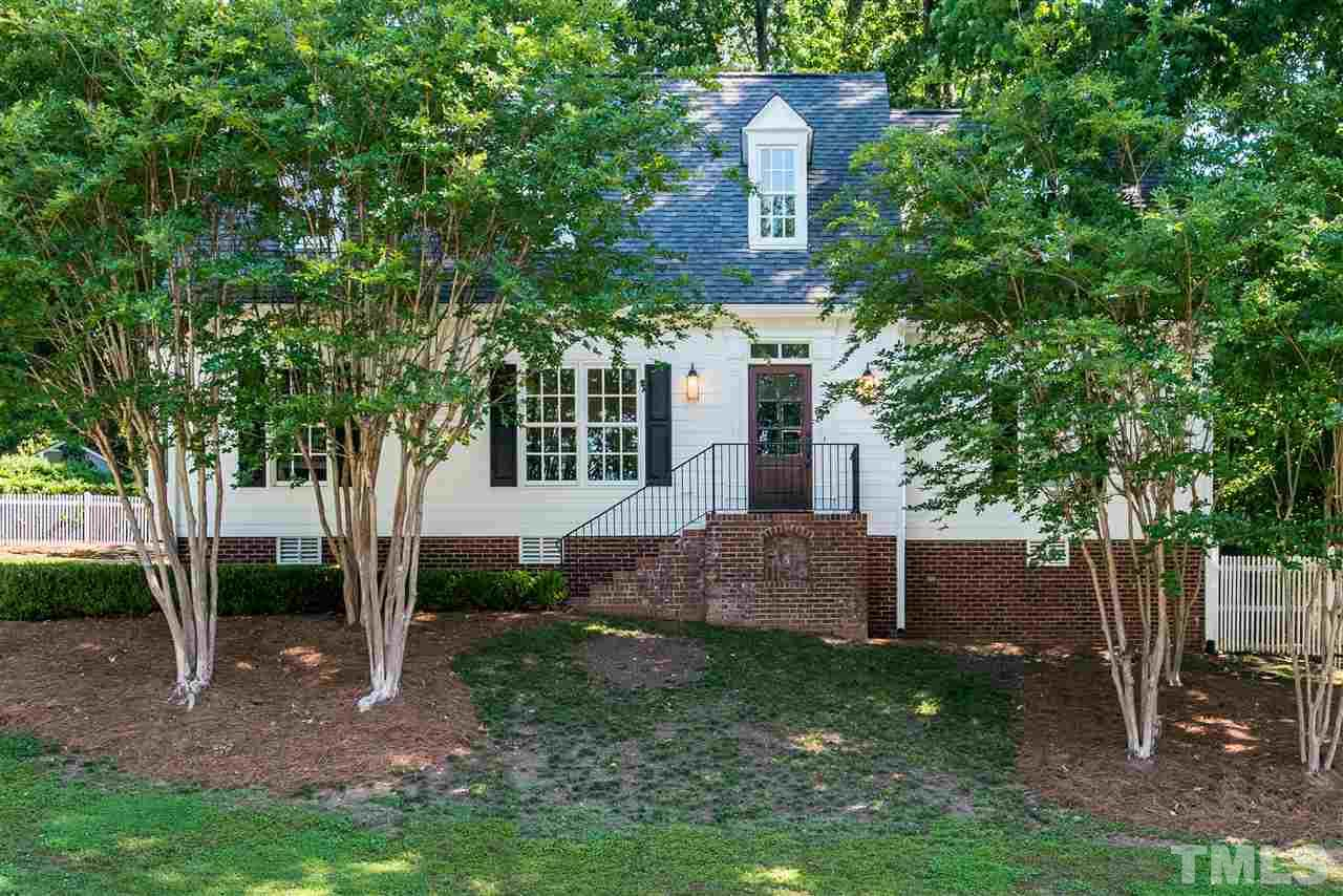 Gorgeous renovation without a detail missed! Sought after ITB address with first floor guest suite. Chevron style hardwood floors with wide wood burning fireplace in family room! Gourmet kitchen with commercial grade stainless appliances, eating island + additional breakfast nook or sunroom space! Formal dining room opens to flex space! Ultra cool master bedroom with spa bathroom, carrera marble, hexagon tiles, full steam room & modern finishes! Hardwoods throughout 2nd floor! Fenced yard + stone patio!