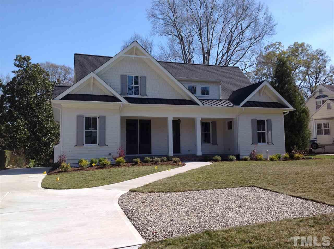 2722 ANDERSON DRIVE, RALEIGH, NC 27608