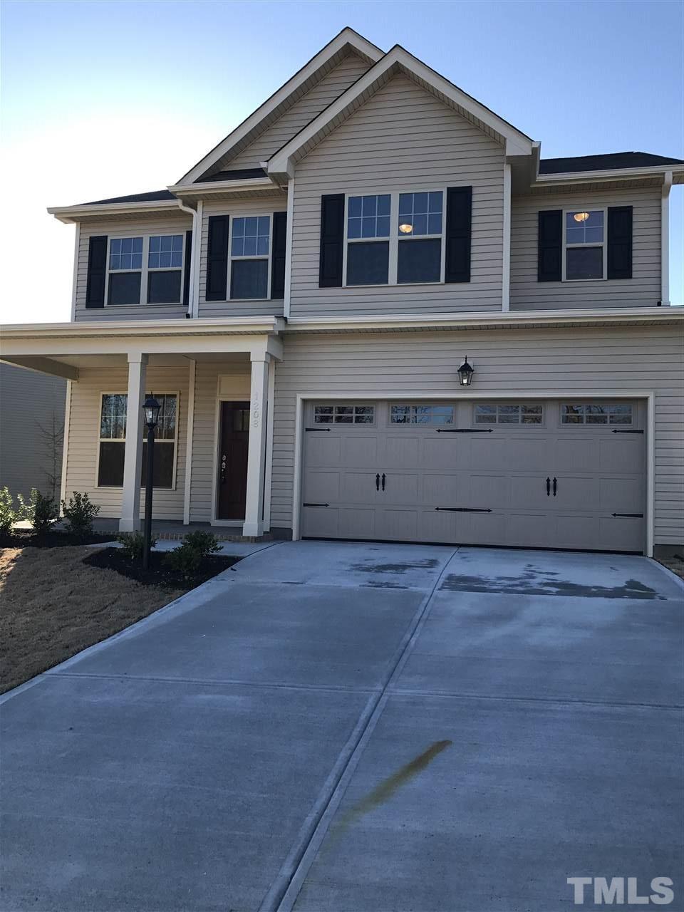 1208 Brook Bluff Road, Knightdale, NC 27545