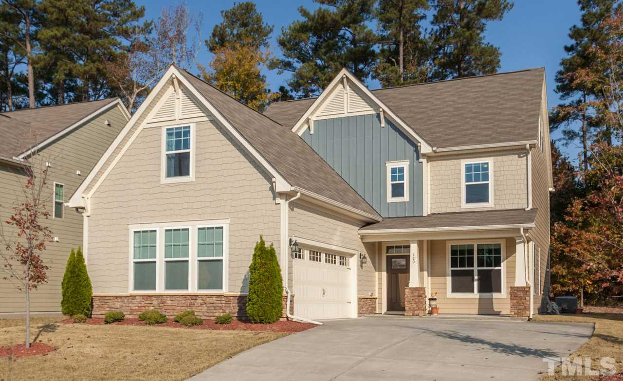 Property for sale at 120 Victorian Oaks Drive, Durham,  NC 27713