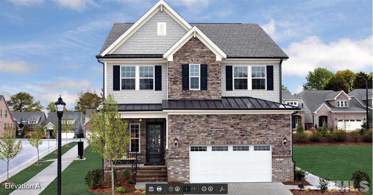 1008 Regency Cottage Place, Cary, NC 27518