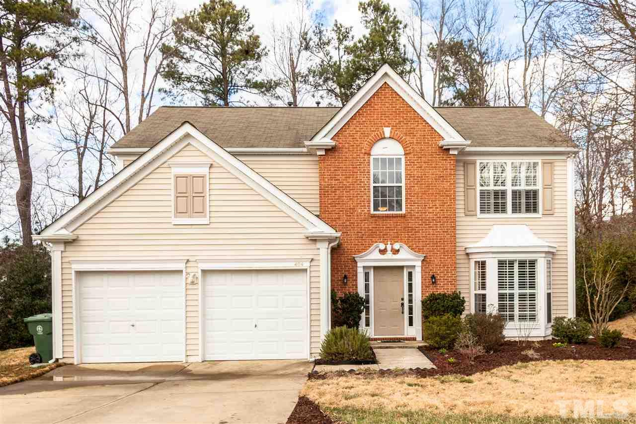 404 Sherwood Forest Place, Cary, NC 27519