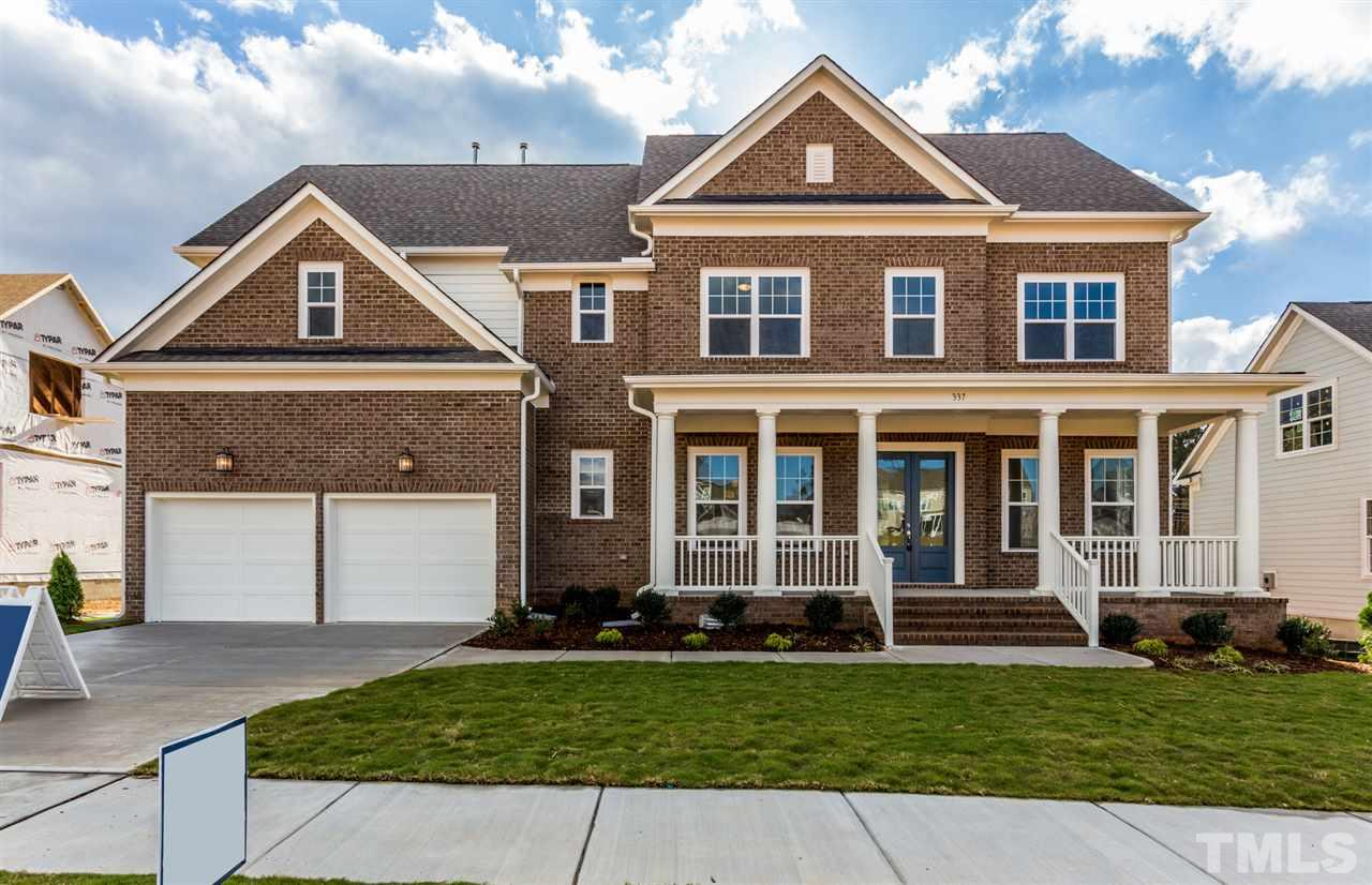 337 Canterwood Drive, Holly Springs, NC 27540
