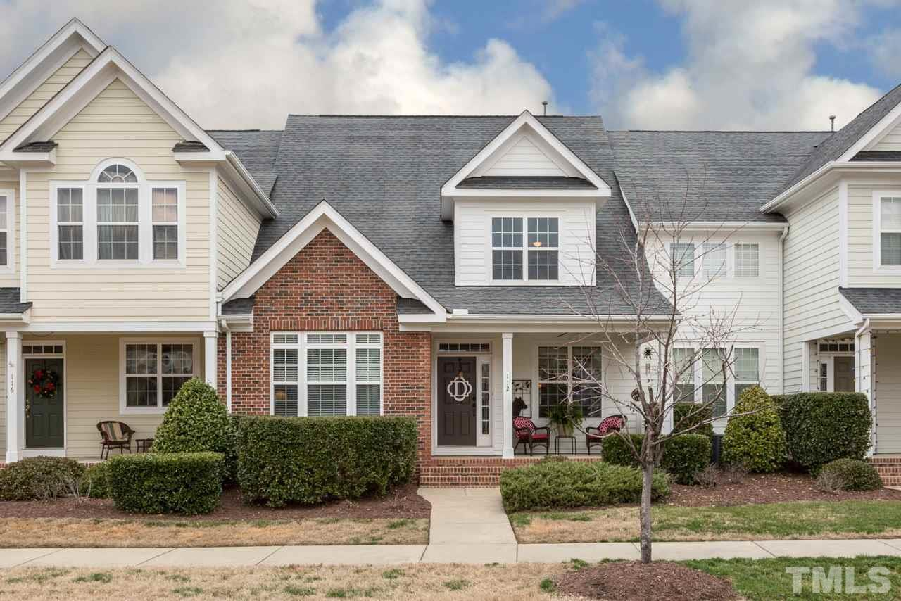 112 Pascalis Place, Holly Springs, NC 27540