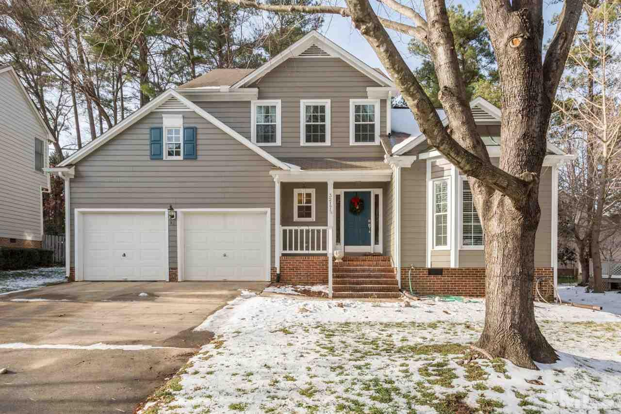 Property for sale at 3217 Hiking Trail, Raleigh,  NC 27615