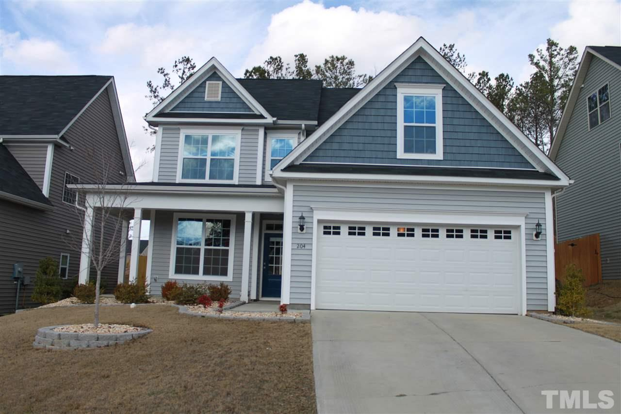204 Vinewood Place, Holly Springs, NC 27540