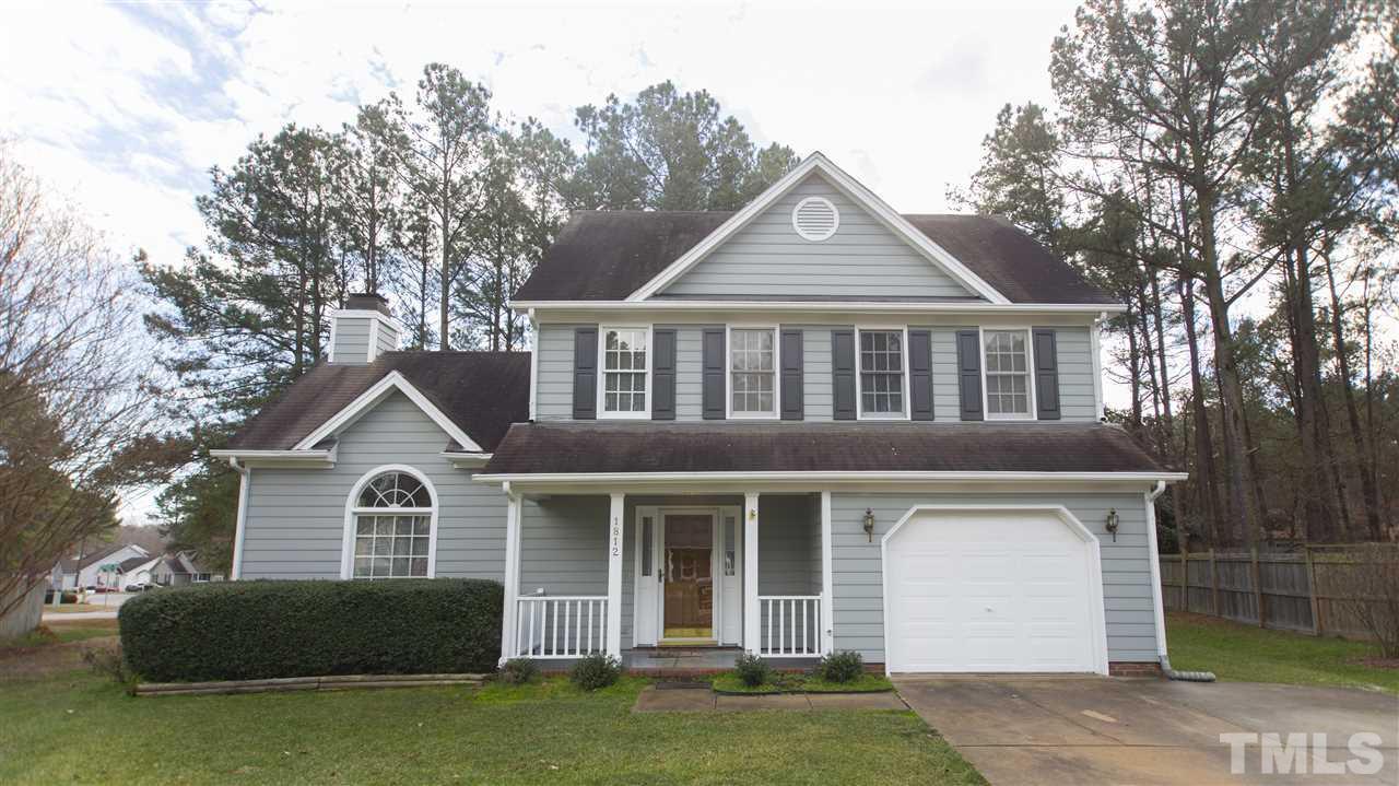 1812 Winway Drive, Raleigh, NC 27610