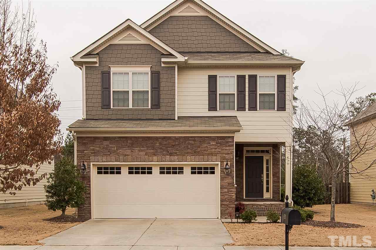 Ellington Place Homes For Sale In Apex NC
