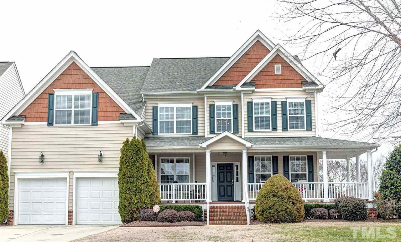 100 Bright Shade Court, Holly Springs, NC 27540