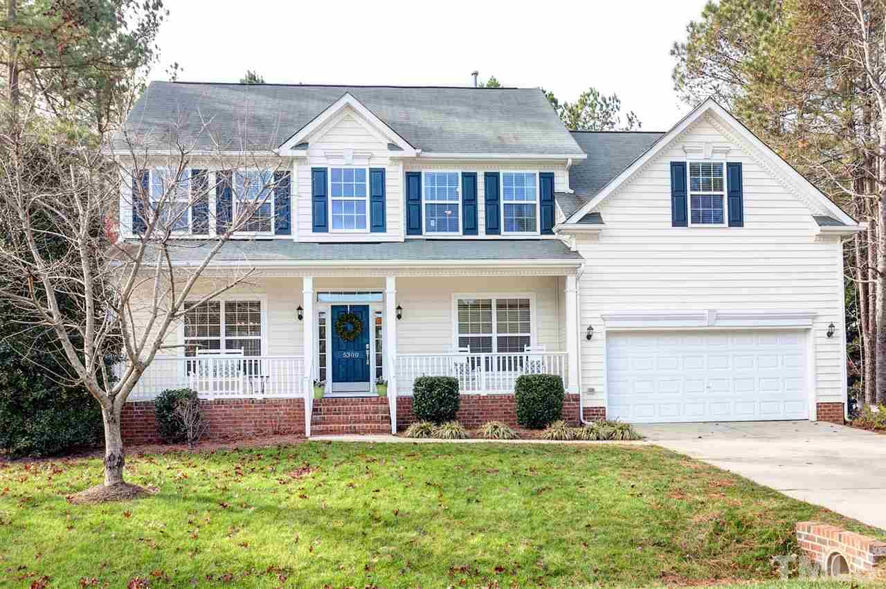5300 Dutch Elm Drive, Apex, NC 27539