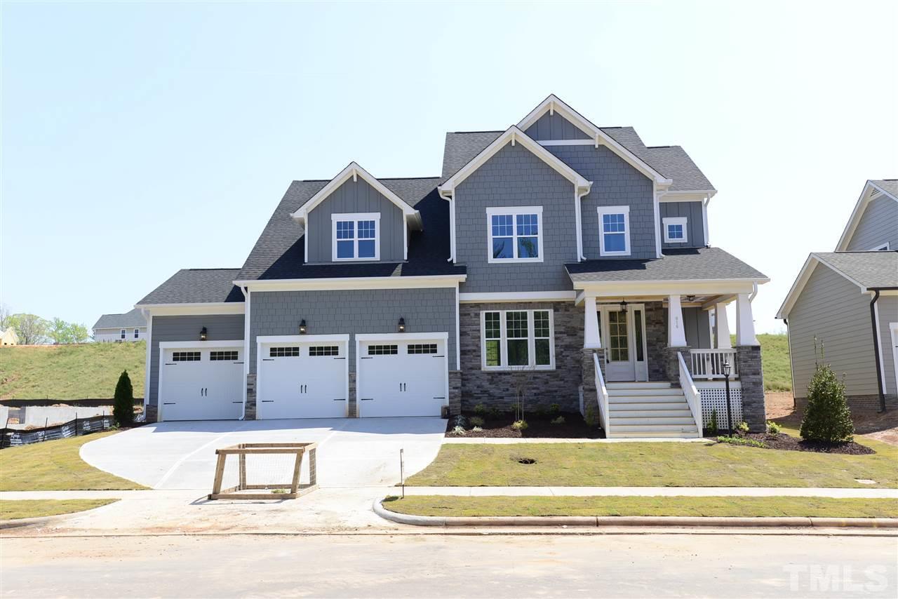 816 Rambling Oaks Lane, Holly Springs, NC 27540
