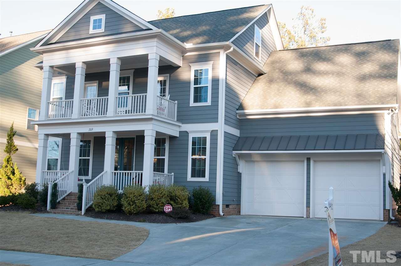 209 Echo Creek Place, Apex, NC 27539