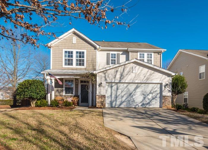 132 Milpass Drive, Holly Springs, NC 27540