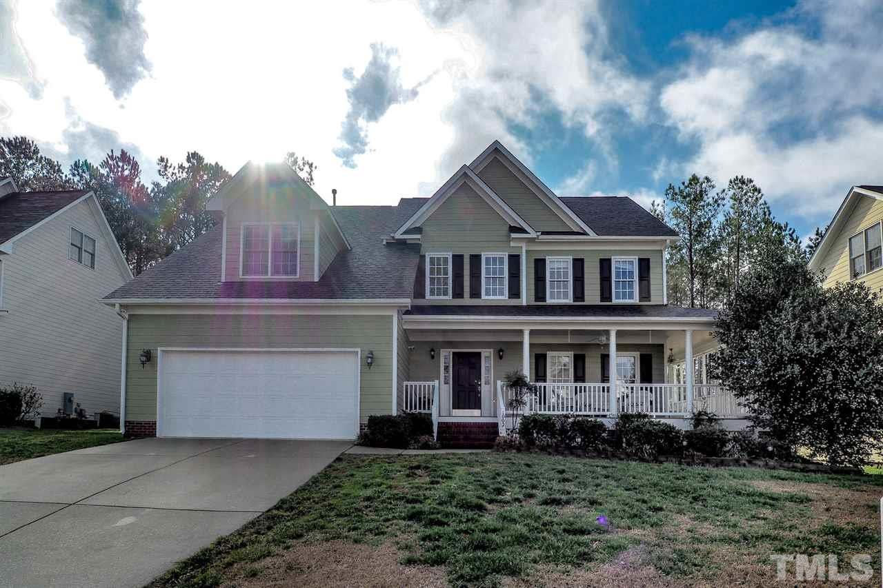 1002 Overcliff Drive, Apex, NC 27502